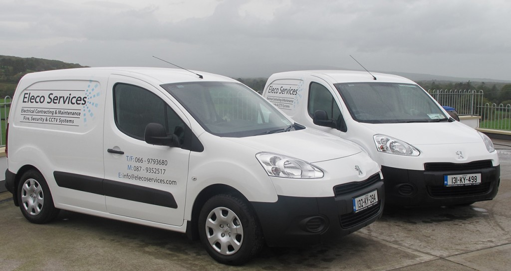 eleco-services-vans